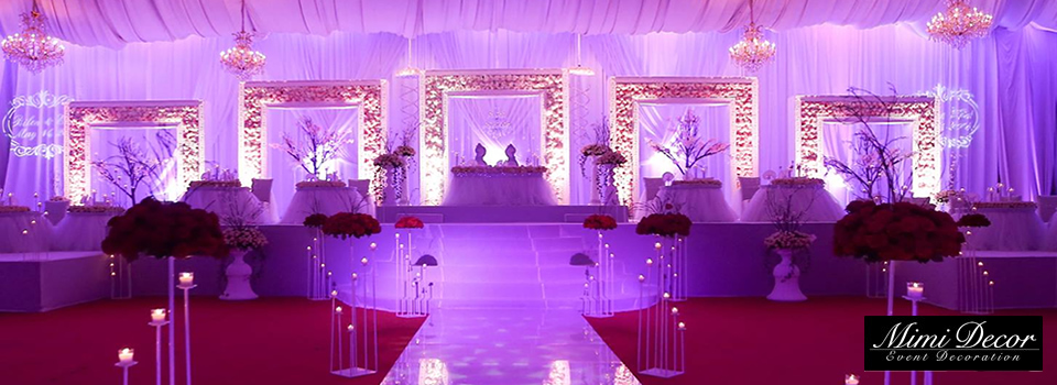 Mimi Decor Wedding And Event Decoration Rentals Event