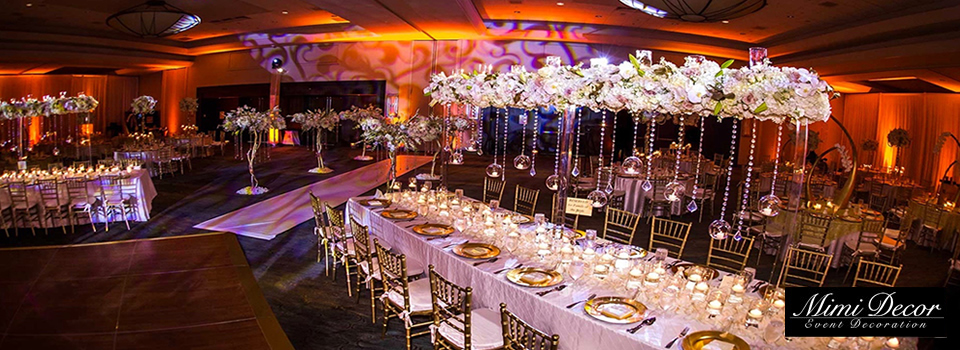 Mimi decor wedding and event decoration rentals event planning at mimi decor no idea is too small or extreme with our one of a kind dcor and floral services you will be able to choose the perfect table linen junglespirit Choice Image